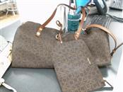 CALVIN KLEIN Handbag MONOGRAM TOTE